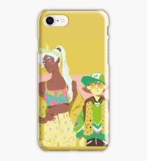 80s Voltron : Girls iPhone Case/Skin