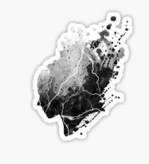 Neural Profile (ver.2) Sticker