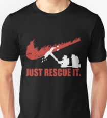 just rescue it fire fight t-shirts Unisex T-Shirt