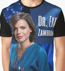 Dr Eva Zambrano - Miami Medical Graphic T-Shirt