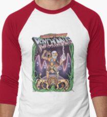 Therianthropic Psychonauts Men's Baseball ¾ T-Shirt