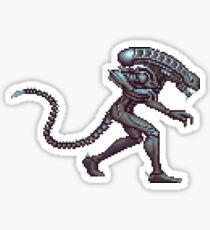 Alien Vs Predator - Xenomorph 02 Sticker