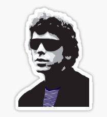 Lou Reed Sticker