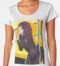 Rise Kujikawa - The Waifus for sale Line Women's Premium T-Shirt