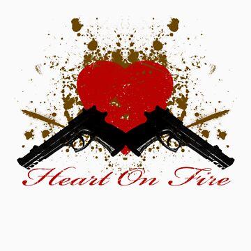 Heart On Fire RBRBL by bmosborn