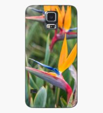 Birds of Paradise Case/Skin for Samsung Galaxy