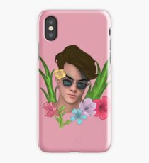 Tropical Grayson iPhone Case/Skin