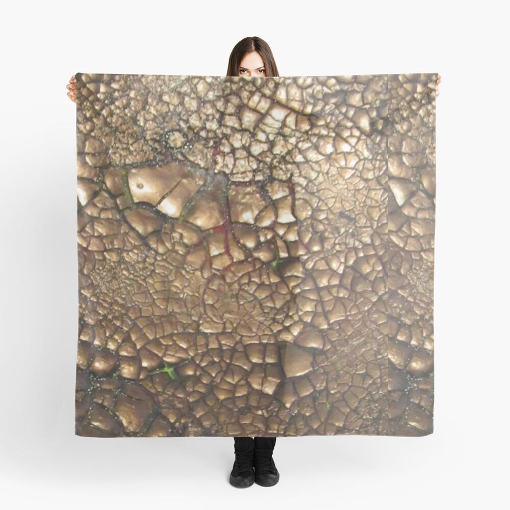 Experimentell - Earth - Edelsteine - Smaragde - Sand Tuch Vorne