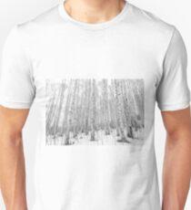Winter Aspens Unisex T-Shirt