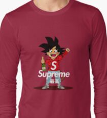 the little goku Long Sleeve T-Shirt