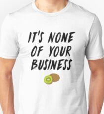 HS1 - Styles Album Kiwi Lyric Design T-Shirt