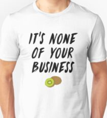 HS1 - Styles Album Kiwi Lyric Design Unisex T-Shirt