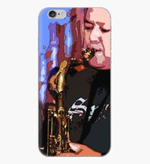 Great Ray on the Horn iPhone Case