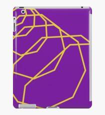 Nonagon Tunnel iPad Case/Skin