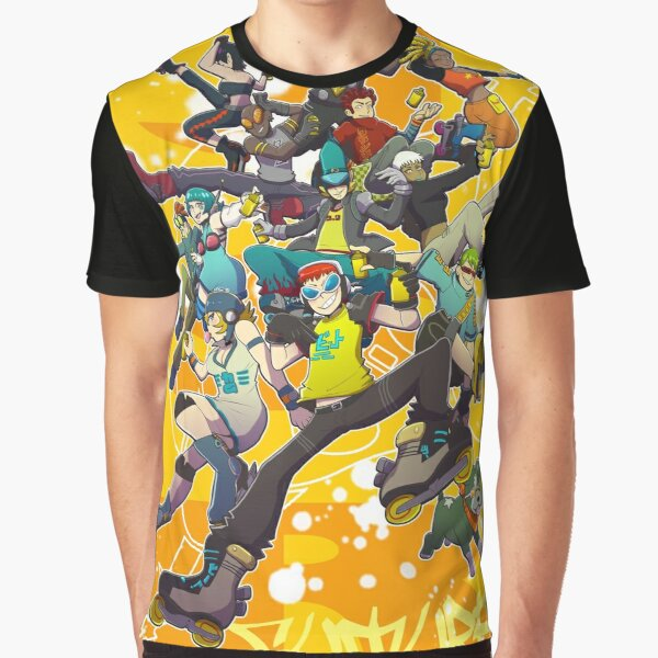 JSRF Graphic T-Shirt