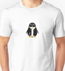 Biker penguin  T-Shirt