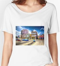 Colourful Cuba Women's Relaxed Fit T-Shirt