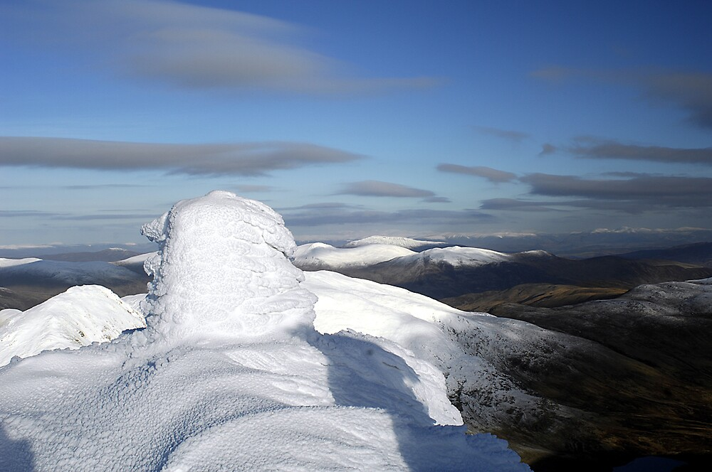 Ben Lawers Summit by photobymdavey