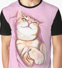 Sweet Kitty Graphic T-Shirt