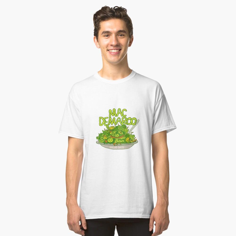 Mac Demarco salad days 2 Classic T-Shirt Front