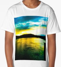 Hawkesbury sunrise Long T-Shirt
