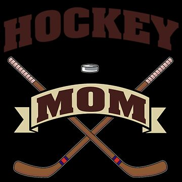 Hockey Mom by koneksy23