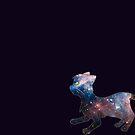 Galaxy Fell von Dreamy Scribbles