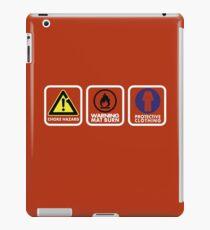 Jiu Jitsu Symbols - BJJ iPad Case/Skin