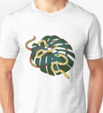 Hiding monstera T-Shirt