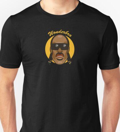 WonderBra tee - Dark_bg T-Shirt