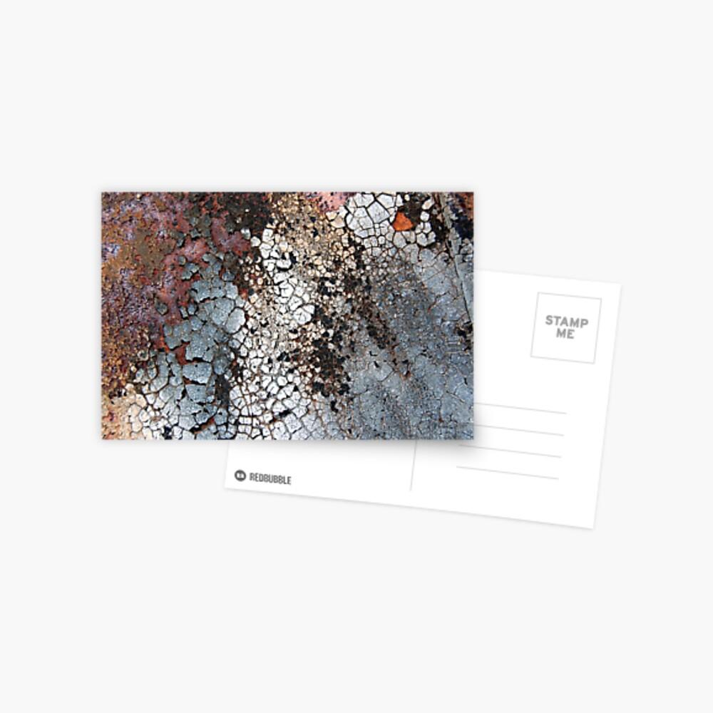 Set Asunder Postcard
