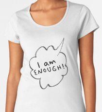 I Am Enough - Self Love Women's Premium T-Shirt