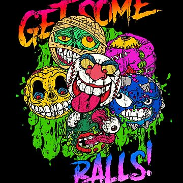 Get Some Balls by KaspirJones