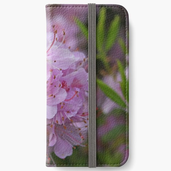 April Azalea iPhone Wallet