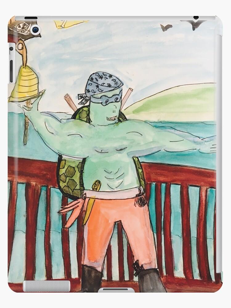 Turtle ninja pirate by sgranger