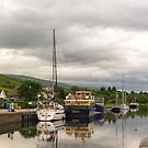 Caledonian Canal  Scotland by 29Breizh33