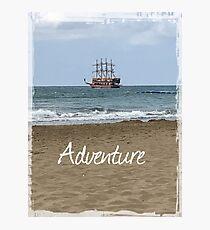 Ocean Adventure  Photographic Print