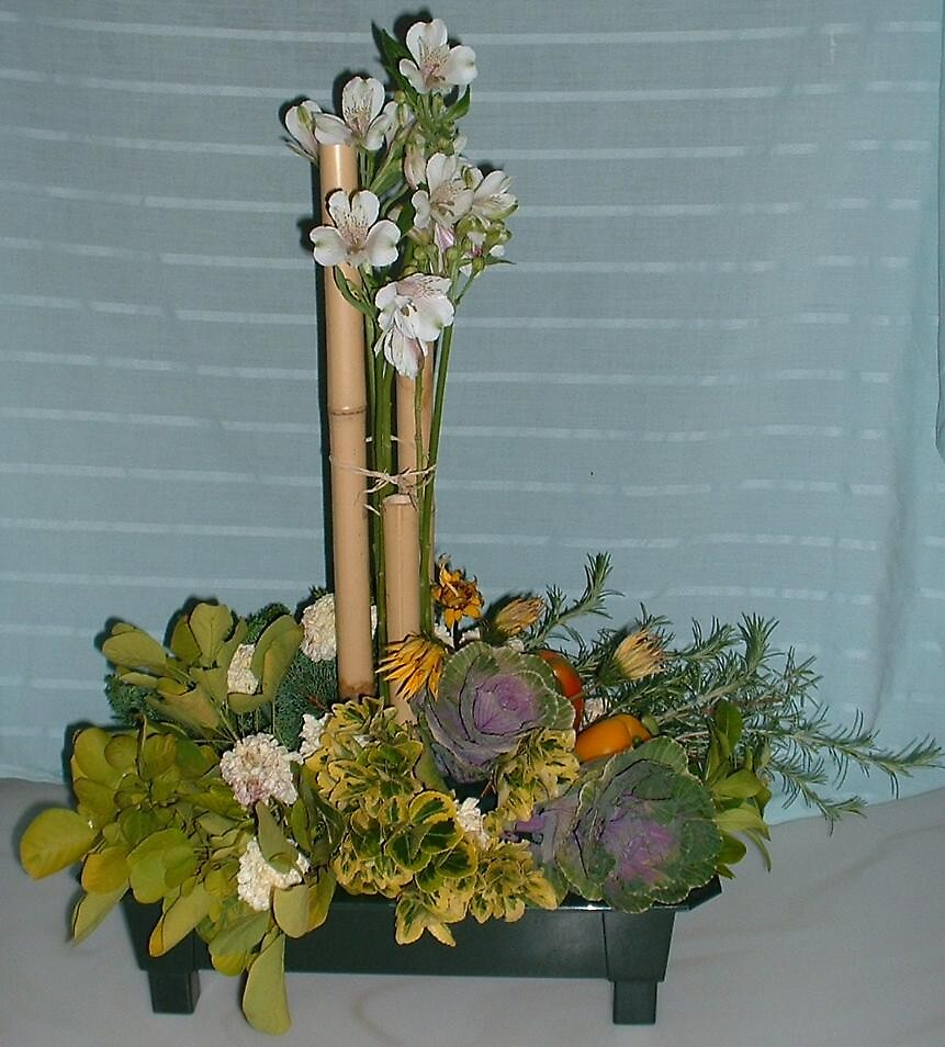flower arrangement by fred24
