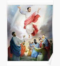 Hinkie Died For Our Sins Poster