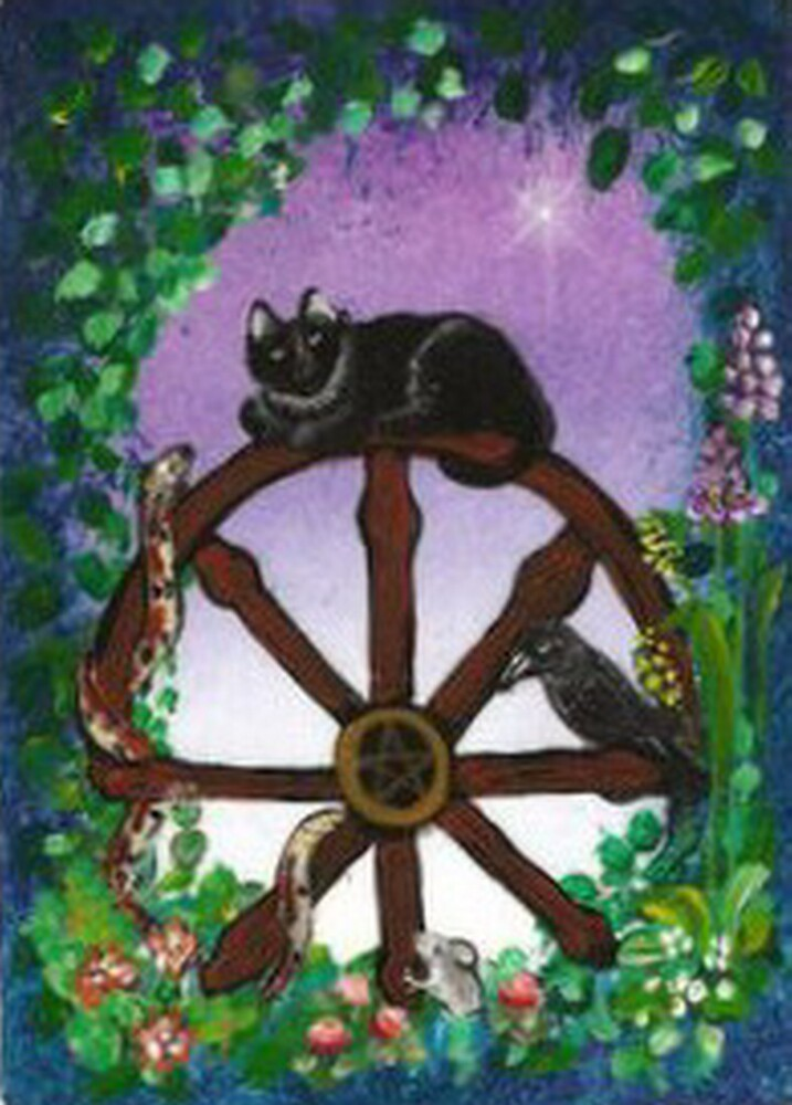 Wheel of Fortune by artbyskym