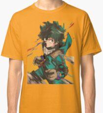 my hero academia Classic T-Shirt