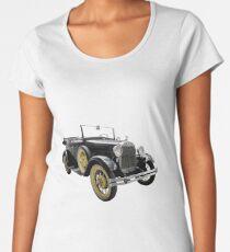 Vintage Car Women's Premium T-Shirt