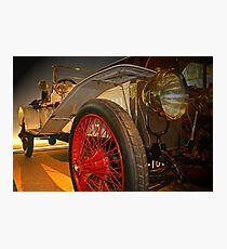 Hispano-Suiza Photographic Print