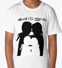 Glenn & Maggie The Walking Dead Long T-Shirt