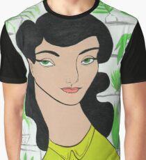 Ode to Matisse - Plants Graphic T-Shirt