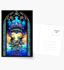 Kingdom Hearts - What else? Postcards