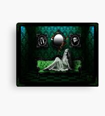 GREEN Canvas Print