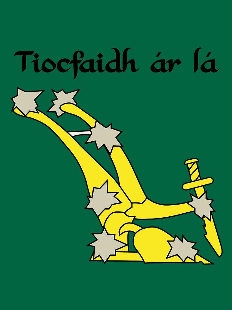 Tiocfaidh Ár Lá Sternenpflug von pommunist