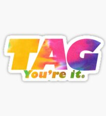 TAG Sticker