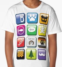 Gay Phone Apps  Long T-Shirt
